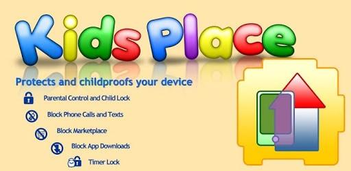Kids Place une applications sûre et efficace pour contrôler le téléphone de vos enfants