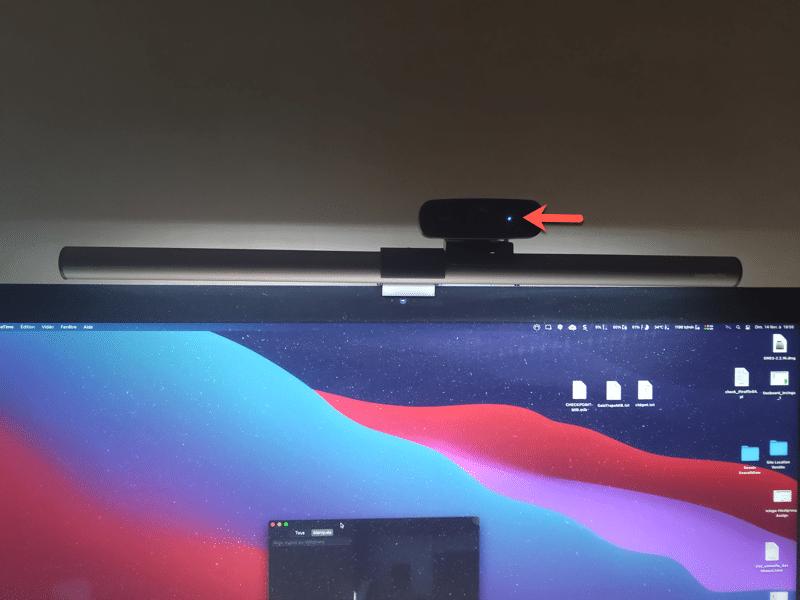 Utiliser une autre Webcam sur son iMac