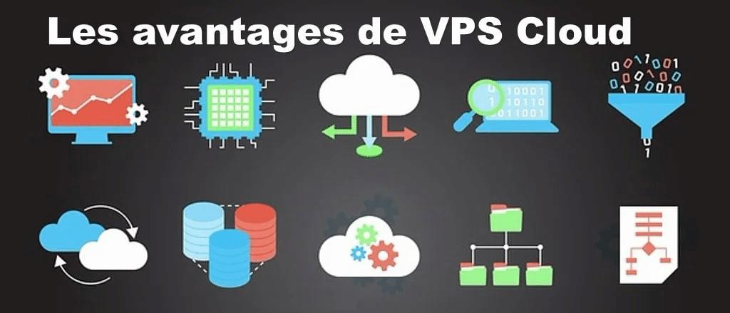 Quels sont les avantages d'un serveur VPS ?