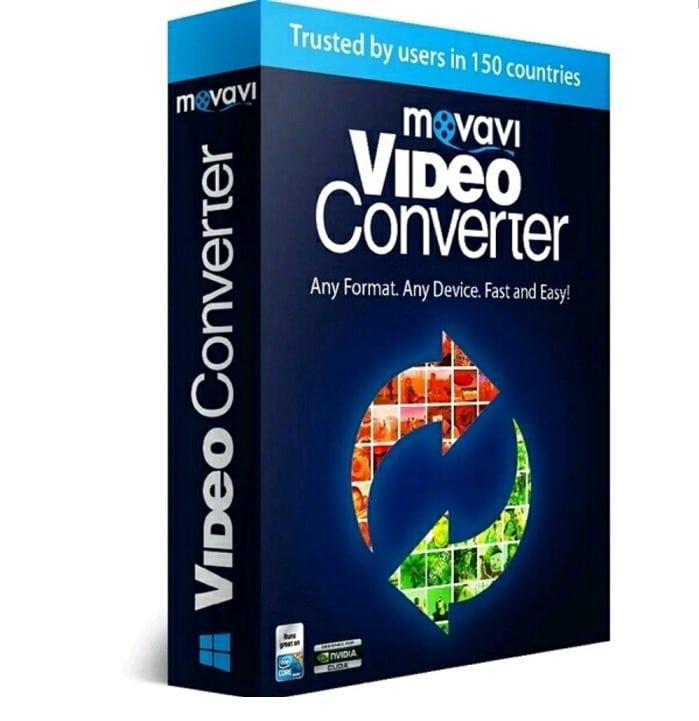 Convertir une vidéo en mp4 avec le logiciel Movavi Video Converter