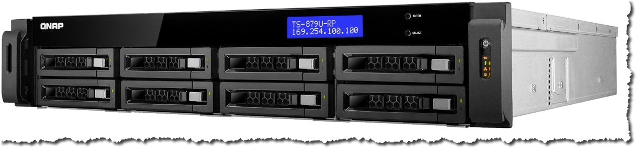 Ajouter de la mémoire RAM au QNAP TS-EC879U-RP