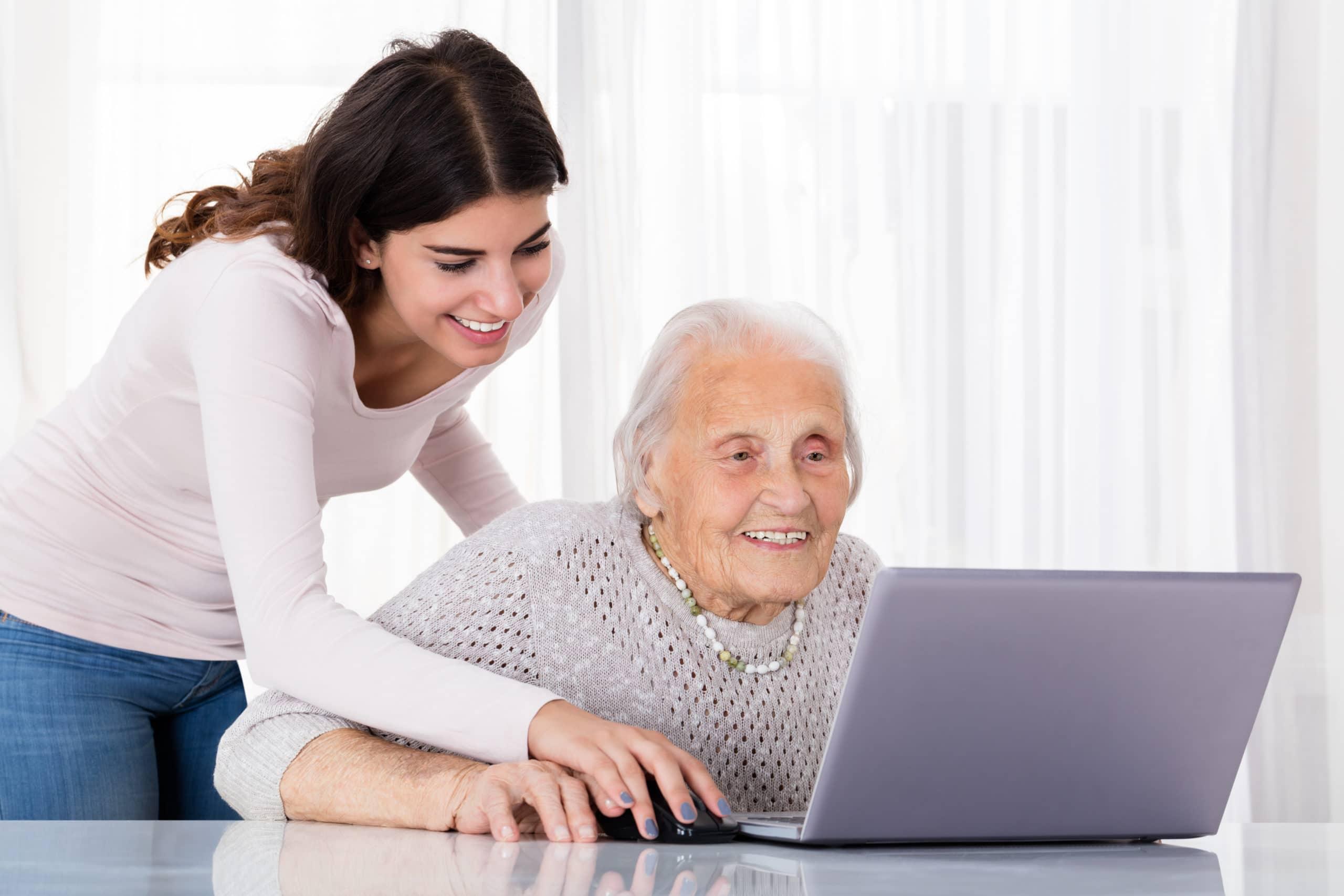 Service d'informaticien à domicile