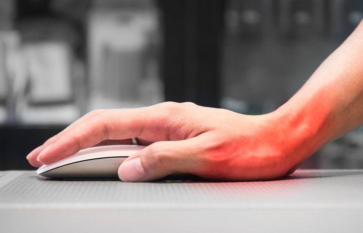 Une souris ergonomique préserve votre santé