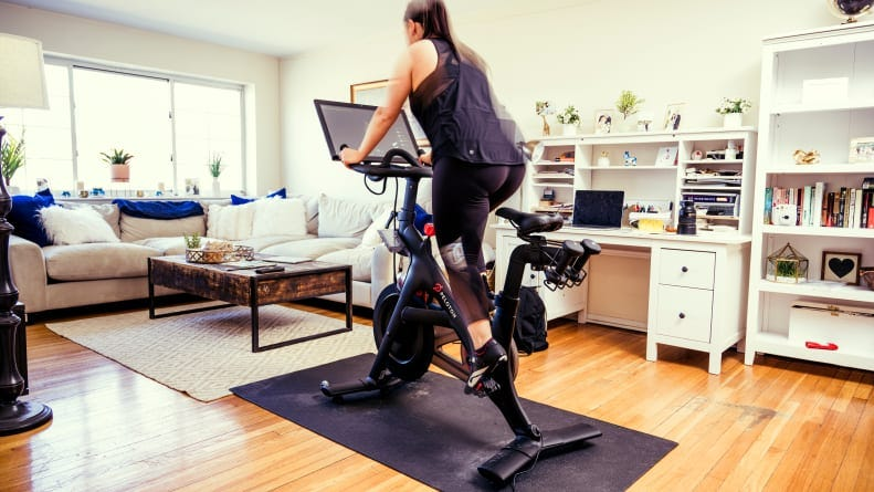 When a Living Room Becomes a Fitness Studio in Canada