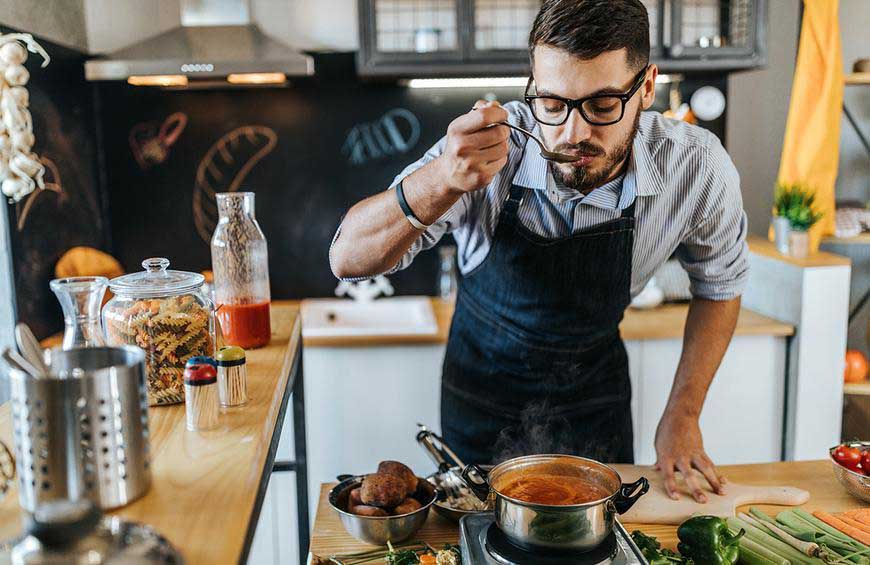 Be a Chef in Your Kitchen