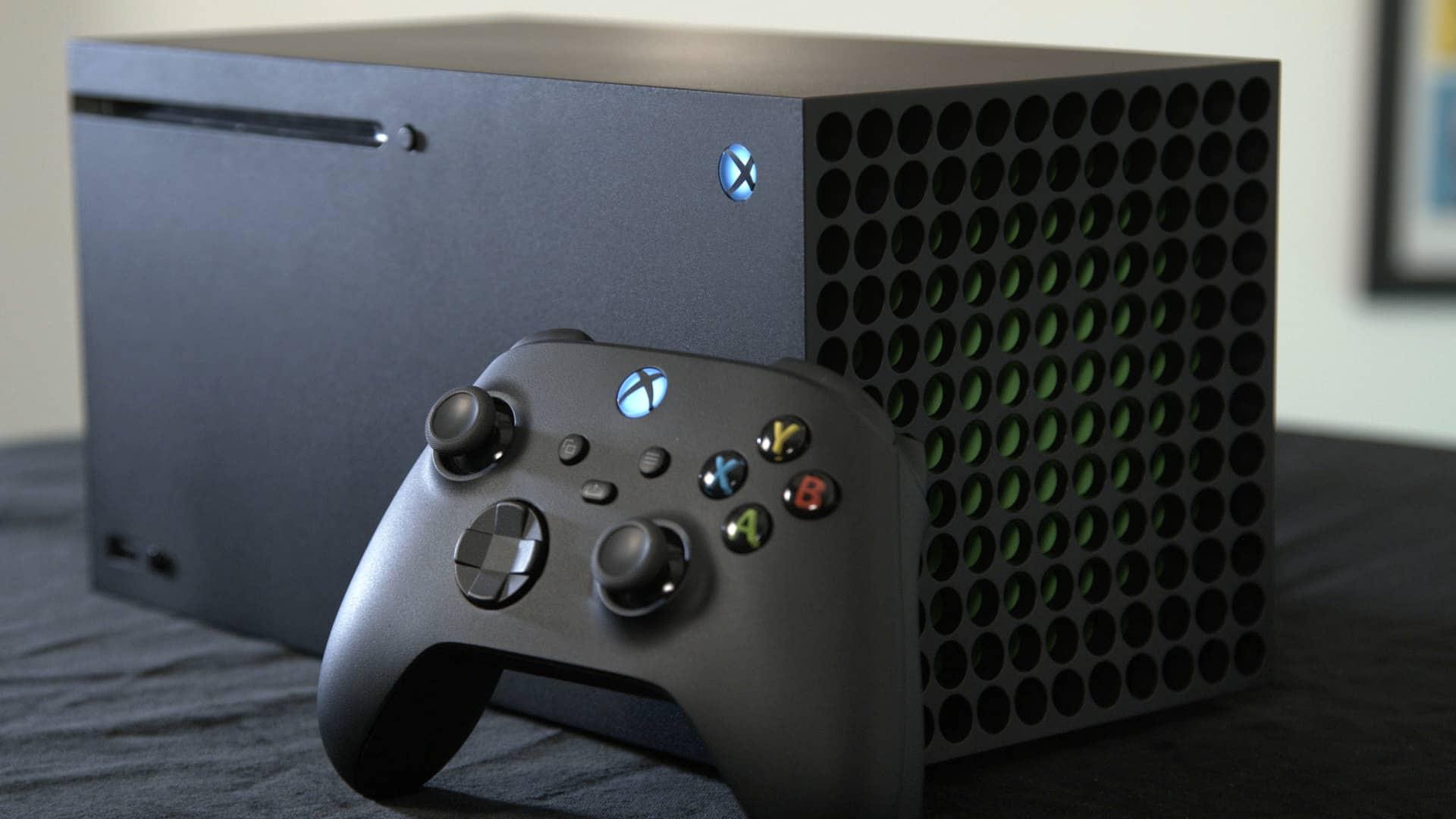Microsoft Xbox Series X qui n'a cessé de faire ses preuves des années durant