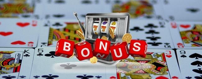 Les différents bonus avec un dépôt de 5$