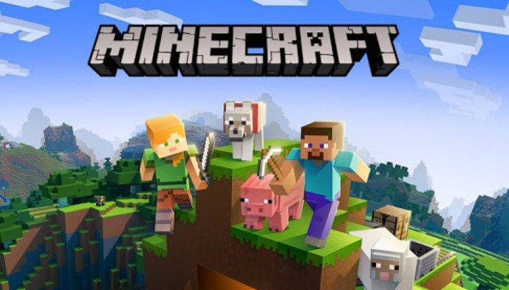 Se lancer sur Minecraft