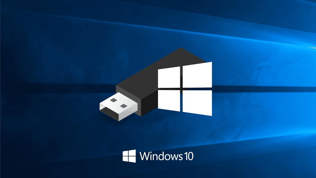 Windows 10 Bootable Media