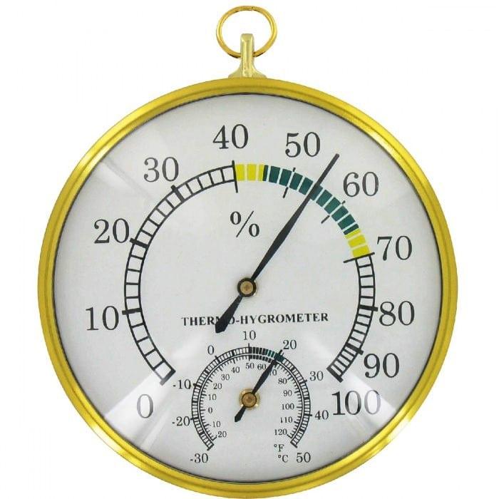 Lutter contre humidité avec un hydromètre