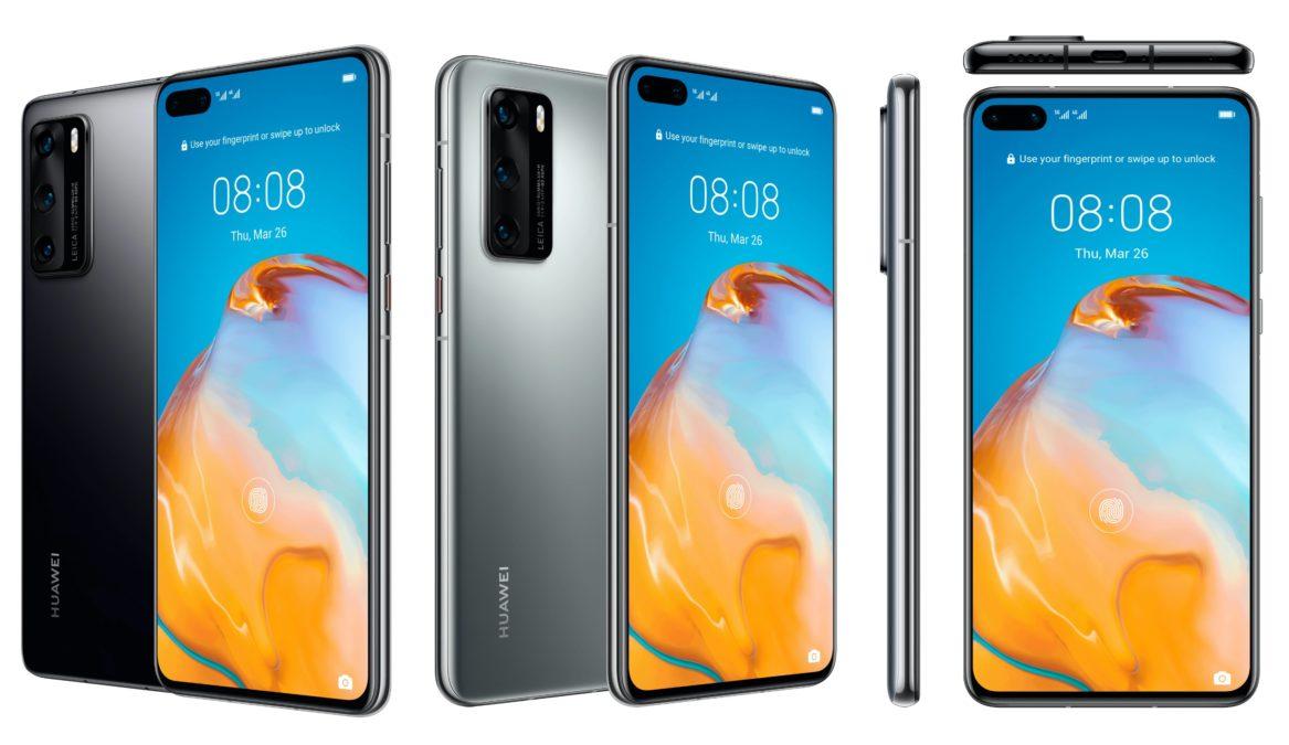 Est-ce que les différents Huawei P40 sont vraiment différents?
