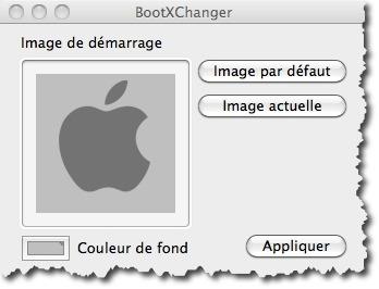 Personnaliser l'image de démarrage de votre MAC avec le logiciel BootXChanger