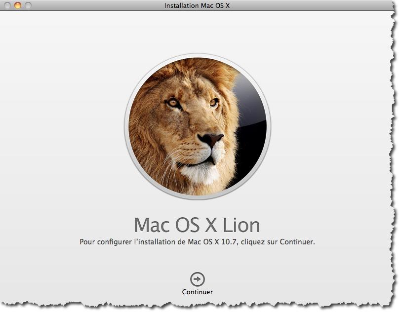 Célèbre Préparer votre Mac pour la mise à jour vers Lion. NJ94