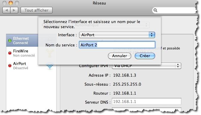 Paramétrer une connexion VPN PPTP sous MAC.