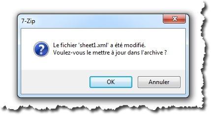 cracker fichier excel 2007 protégé
