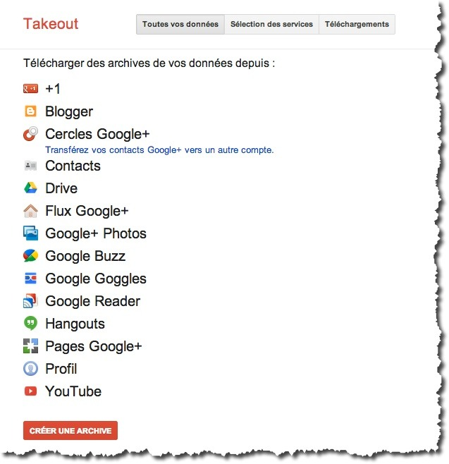 export google reader 2 Comment exporter vos flux RSS de Google Reader.